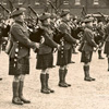 Massed Bands of 51HD at Aldershot 1939